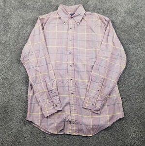 VTG lands end shirt size medium